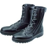 WS33C-26.5 [安全靴 長編上靴 WS33黒C付 26.5cm]
