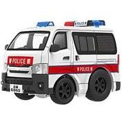 TINYQ-03-S3 トヨタ ハイエース 警察車両 [ミニカー]