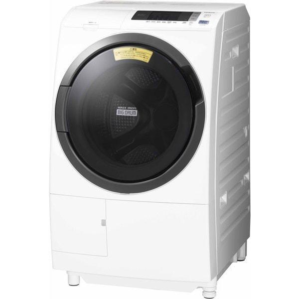BD-SG100CL W [ドラム式洗濯乾燥機 ビッグドラム 10kg 左開き ホワイト]