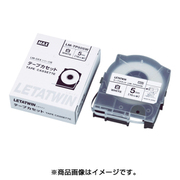 LM-TP505W [チューブマーカー レタツイン 専用テープカセット]