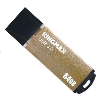 KM64GMB03YY [USB3.0メモリ 64GB キャップ式 ゴールド]