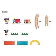 TYKD00503 [KIDEA TRAIN&RAIL ミッキーマウス]