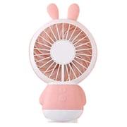 YEP-026PK [ウサミミ扇風機 ピンク]