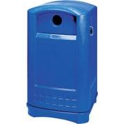 39687365 [プラザコンテナ ボトル/缶廃棄用 ブルー]