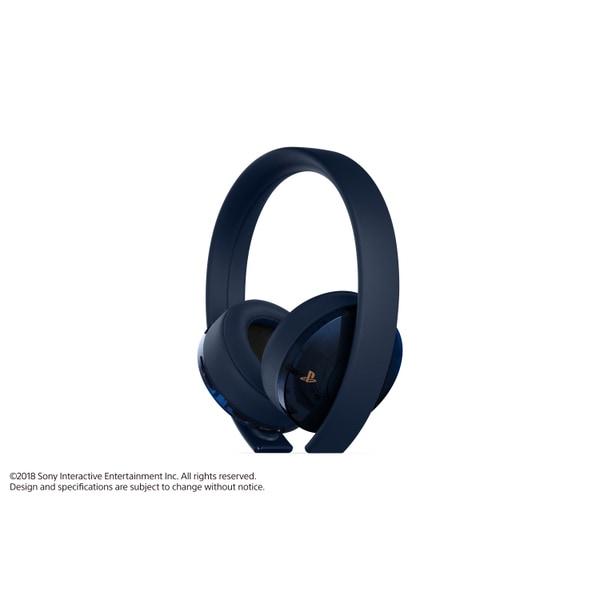 PlayStation 4 ワイヤレスサラウンドヘッドセット 500 Million Limited Edition [CUHJ-15007J1]
