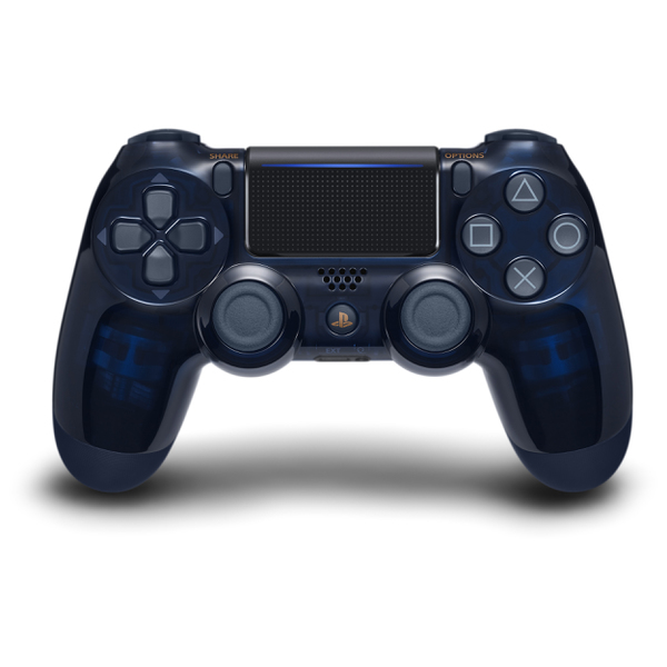 PlayStation 4 ワイヤレスコントローラー (DUALSHOCK 4) 500 Million Limited Edition [CUH-ZCT2J50]
