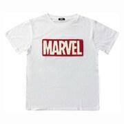 MV-ST11 MARVEL さがら刺繍Tシャツ WH M [キャラクターグッズ]