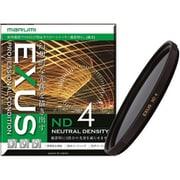EXUS ND4 67mm [減光フィルター]