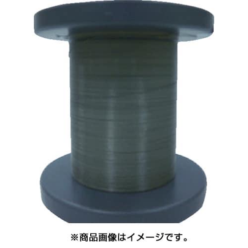 NSB018-025-50M [SUSワイヤロープ0.18/0.25mm 7×7 50m巻コート付]