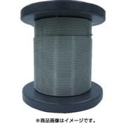 NSB100-120-50M [SUSワイヤロープ1.00/1.20mm 7×7 50m巻コート付]