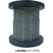 NSB120-150-50M [SUSワイヤロープ1.20/1.50mm 7×7 50m巻コート付]