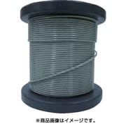 NSB200-230-50M [SUSワイヤロープ2.00/2.30mm 7×7 50m巻コート付]