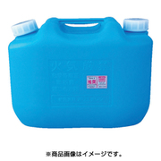 KT-002-BLUE [灯油缶KT002 青 容量10L 178×335×233mm]