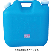 KT-018-BLUE [灯油缶KT018 青 容量20L 260×335×340mm]