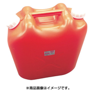 KT-018-RED [灯油缶KT018 赤 容量20L 260×335×340mm]