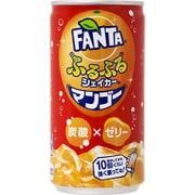 ファンタ ふるふるシェイカー マンゴー 缶180ml×30本 [炭酸飲料水]
