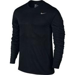 DRI-FIT レジェンド L/S Tシャツ 718838-010 Lサイズ [トレーニング シャツ メンズ]