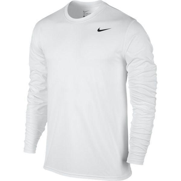 DRI-FIT レジェンド L/S Tシャツ 718838-100 XLサイズ [トレーニング シャツ メンズ]