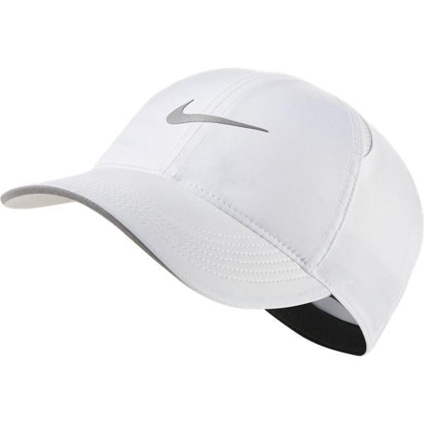MISCウィメンズ フェザーライト ラン キャップ NJP-AR2028-100 ホワイト [スポーツウェア アクセサリ 帽子]