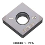 CNGA120412S01225ME [旋削用チップ コーティングCBN KBN05M]