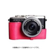 TPCH-OEPL9PK [オリンパス PEN E-PL9用カメラハーフケース ピンク]