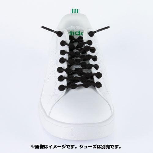 HA50A1-BK [靴ひも COOLKNOT(クールノット) Mサイズ ブラック]