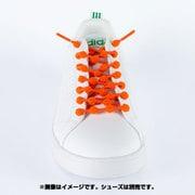 HA50A1-OR [靴ひも COOLKNOT(クールノット) Mサイズ オレンジ]
