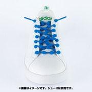 HA50A1-BL [靴ひも COOLKNOT(クールノット) Mサイズ ブルー]