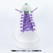 HA50A1-LP [靴ひも COOLKNOT(クールノット) Mサイズ ライトパープル]