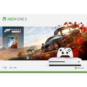Xbox One S 1 TB Forza Horizon 4 同梱版 数量限定 [234-00567]