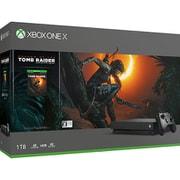 Xbox One X シャドウ オブ ザ トゥームレイダー同梱版 [CYV-00111]