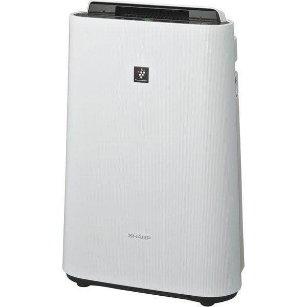 KC-J50-W [プラズマクラスター7000 加湿空気清浄機 (プラズマクラスター 13畳/加湿空気清浄 15畳/空気清浄(単独運転) 23畳まで) ホワイト系]