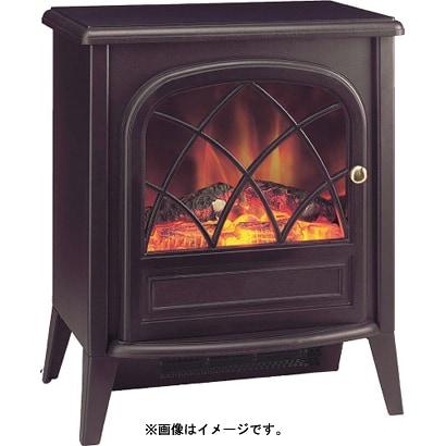RIT12J [電気暖炉 Ritz(リッツ) マットブラック仕上げ]