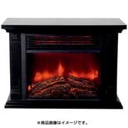 HD-100 BK [暖炉型ファンヒーター ブラック]