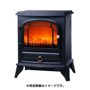 HF-2008 BK [暖炉型ファンヒーター ブラック]