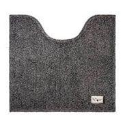 カラーモードプレミアム トイレマット 55×60cm グレイ