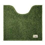 カラーモードプレミアム トイレマット 55×60cm グリーン