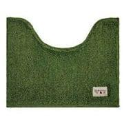 カラーモードプレミアム ミニトイレマット 40×50cm グリーン