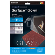TB-MSG18FLGGDT [Surface Go ガラスフィルム ドラゴントレイル 液晶保護フィルム]