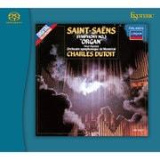 ESSD-90188 サン=サーンス:交響曲第3番<オルガン付>&ビゼー:交響曲ハ長調 シャルル・デュトワ(指揮) モントリオール交響楽団 [Super Audio CD ソフト]