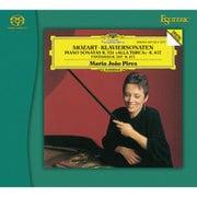 ESSG-90189 モーツァルト:ピアノ・ソナタ集 マリア・ジョアン・ピリス(ピアノ) [Super Audio CD ソフト]