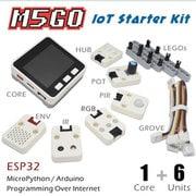 M5Stack M5GO [IoT Starter Kit]