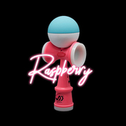DENDAMA gummy Raspberry [スマートフォンアプリと連動して遊べるけん玉]