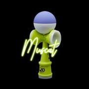 DENDAMA gummy Muscat [スマートフォンアプリと連動して遊べるけん玉]