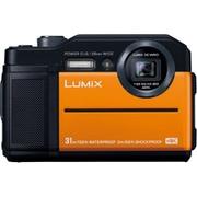 DC-FT7-D [LUMIX(ルミックス) コンパクトデジタルカメラ オレンジ]