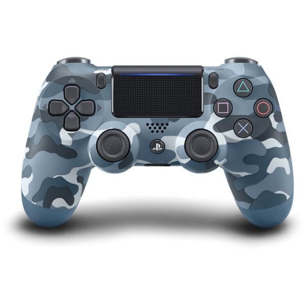 PlayStation 4 ワイヤレスコントローラー (DUALSHOCK 4) ブルーカモフラージュ [CUH-ZCT2J25]