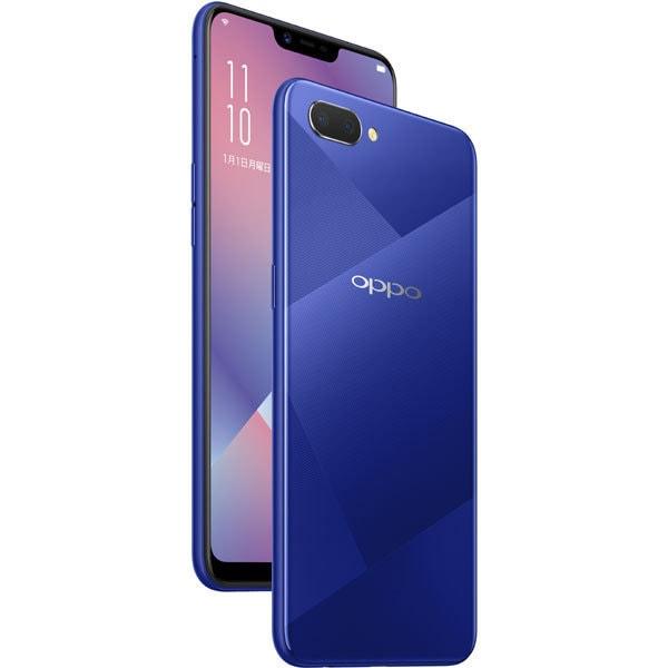 OPPO R15 Neo RAM 3G / ROM 64GBモデル ダイヤモンド ブルー [SIMフリースマートフォン]