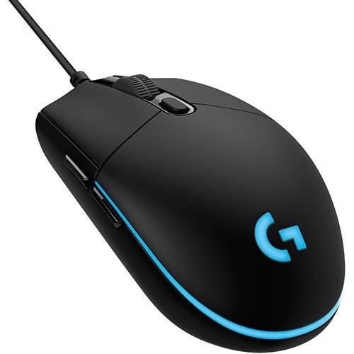 G-PPD-001r [PRO HERO ゲーミングマウス ブラック]