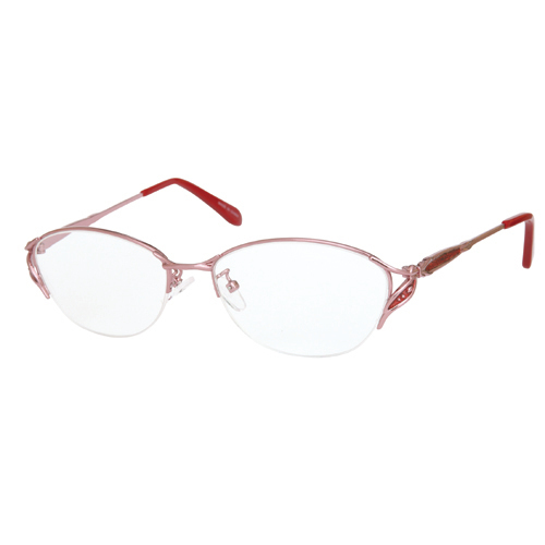 UN39 ピンク +3.5 [Reading Glasses Collection スタンダードシリーズ レディース]