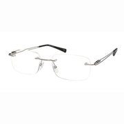UN50 グレー +1.5 [Reading Glasses Collection スタンダードシリーズ メンズ]